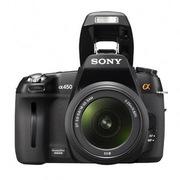 Продам в Краснодаре,  зеркальный цифровой фотоаппарат Sony DSLR-A450