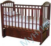 Детскую кроватку   б у