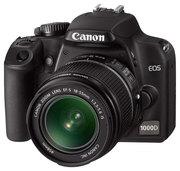 Продам зеркальный фотоаппарат Canon EOS 1000D