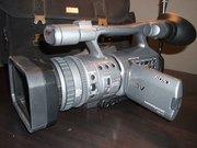 Видеокамера Sony HDR-FX7E  в комплекте