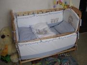продаю детскую кроватку фирмы можга