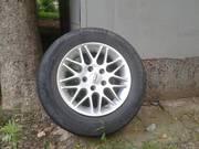 Продам автомобильные диски R 15 с резиной