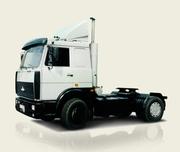 Седельный тягач МАЗ 5432А5-323