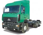 Седельный тягач МАЗ 6430А5-320-010