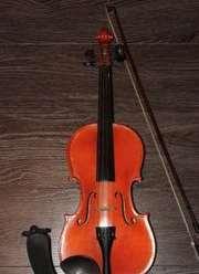 Скрипка 3/4,  в хорошем состоянии.
