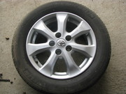 Оригинальные колеса для Toyota Camry