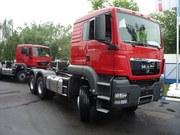 седельный тягач Модель:MAN TGS 33.430