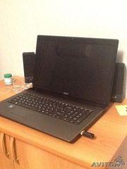 Продам ноутбук ACER acer aspire 7560