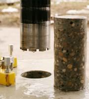 Алмазное бурение (сверление),  алмазная резка кирпича,  бетона