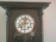 редкие часы с лонтом наружу французские 1805года. в рабочем состоянии тел 89186967143.