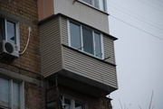 Остекление балконов,  лоджий