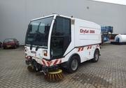 BUCHER CITYCAT CC5000-коммунально-уборочная техника