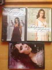 продам бу DVD диски с сериалом Говорящая с призраками 1-4 сезоны