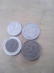 продаю монеты и банкноты
