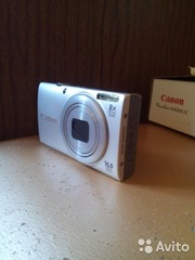 Продам фотоаппарат Canon PowerShot A4000IS