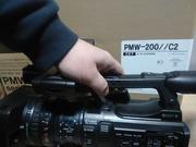 Продам видеокамеру Sony PMW 200