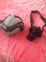 Продам профессиональный фотоаппарат Canon EOS 1100D