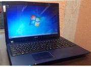 Ноутбук Acer,  процессор Интел,  4 ядра