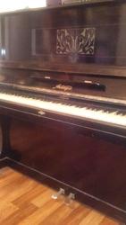 Пианино Аккорд г. Калуга 1959 года выпуска