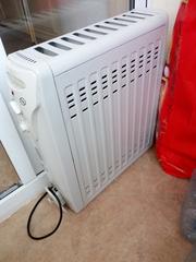 Масляный радиатор, 10 секций,  почти новый
