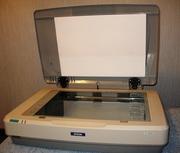 Сканер планшетный цветной