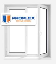 Окна,  двери,  балконы Проплекс