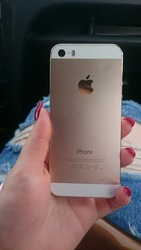 Продаю iPhone 5s Gold 16gb