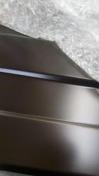 Продается ГОТОВЫЙ профлист С8 RAL32 (темно-коричневый) 1800х1200