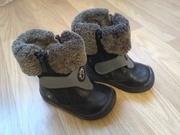 Замечательные тёплые ботиночки