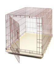 Куплю б/у клетку для собак