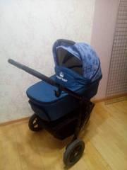 Продам срочно коляску 2 в 1 baby king