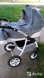 Продам детскую коляску RIKO MODUS 2 в 1 + подарок
