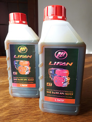 Масло полусинтетическое Lifan