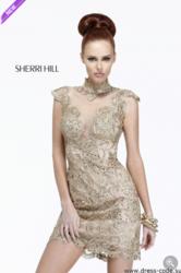 Шикарное платье Sherri Hill