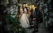 Свадебное платье 48-52 размер