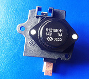 Реле регулятор ВАЗ 21074,  2108-09 инжектор