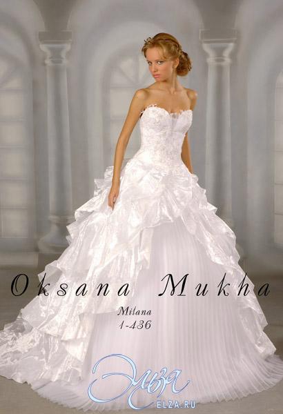 Свадебные наряды и вечерние платья